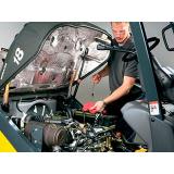 assistência técnica de empilhadeira a gás Diadema