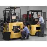 conserto de empilhadeira hidráulica elétrica