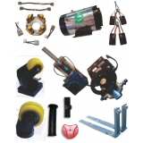 peças para empilhadeiras skam usadas