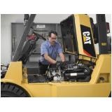 assistência técnica de empilhadeira a gás