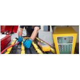 conserto de empilhadeira elétrica tracionaria Mogi das Cruzes